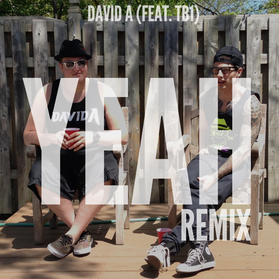 David A and TB1′s new Yeah Remix featuring Usher.