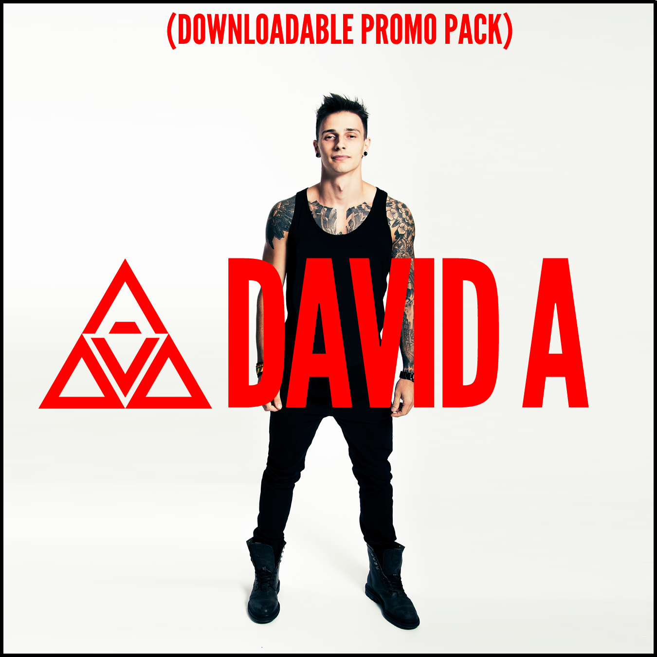 David A - Downloadable Promo Pack