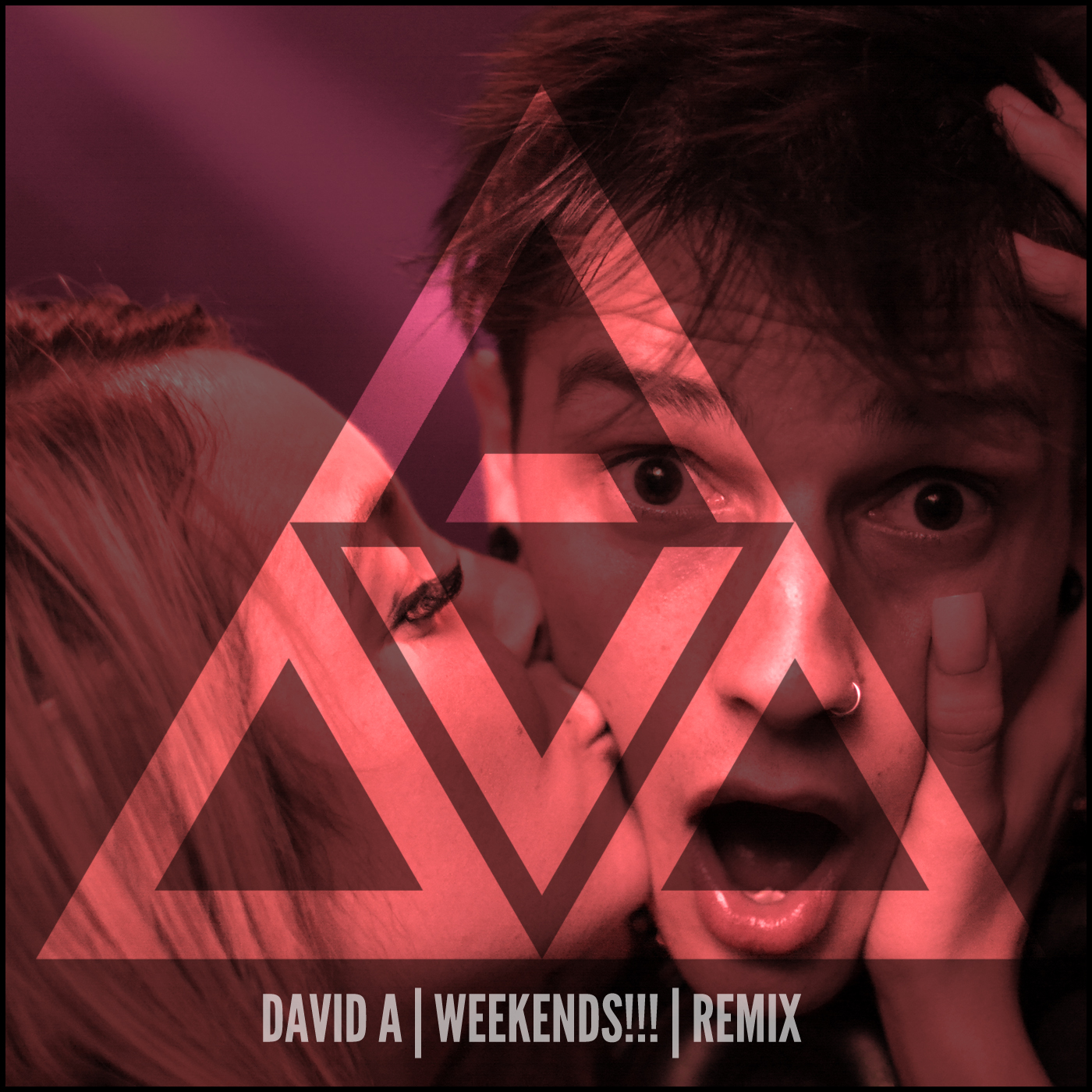 Weekends!!! (David A Remix) - Skrillex