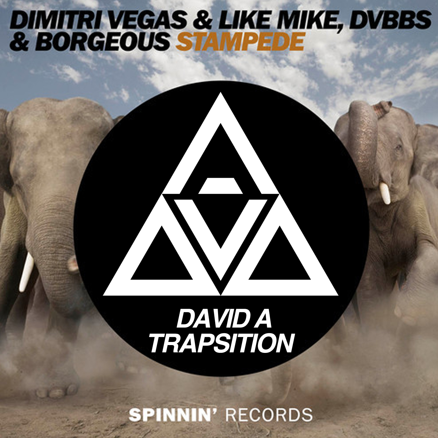 Stampede (David A Trapsition) - Dimitri Vegas and Like Mike vs DVBBS and Borgeous