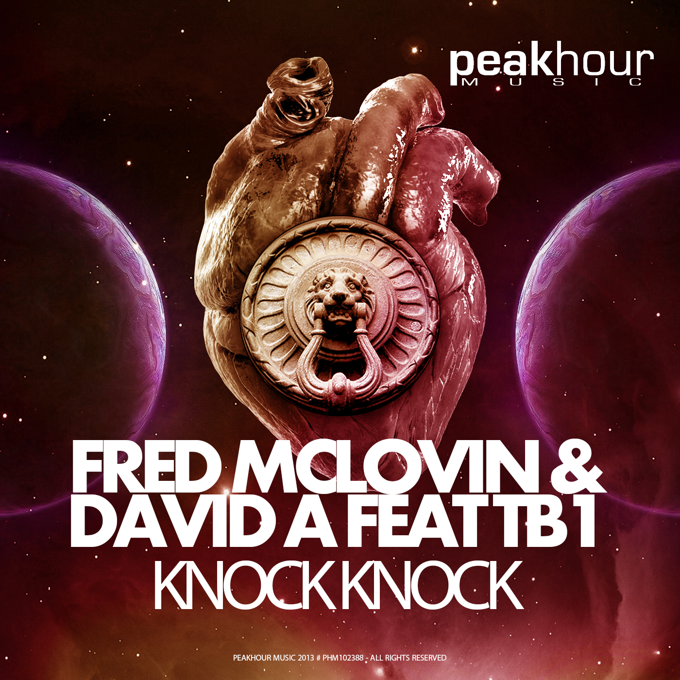 Knock Knock (feat. TB1) - Fred McLovin & David A