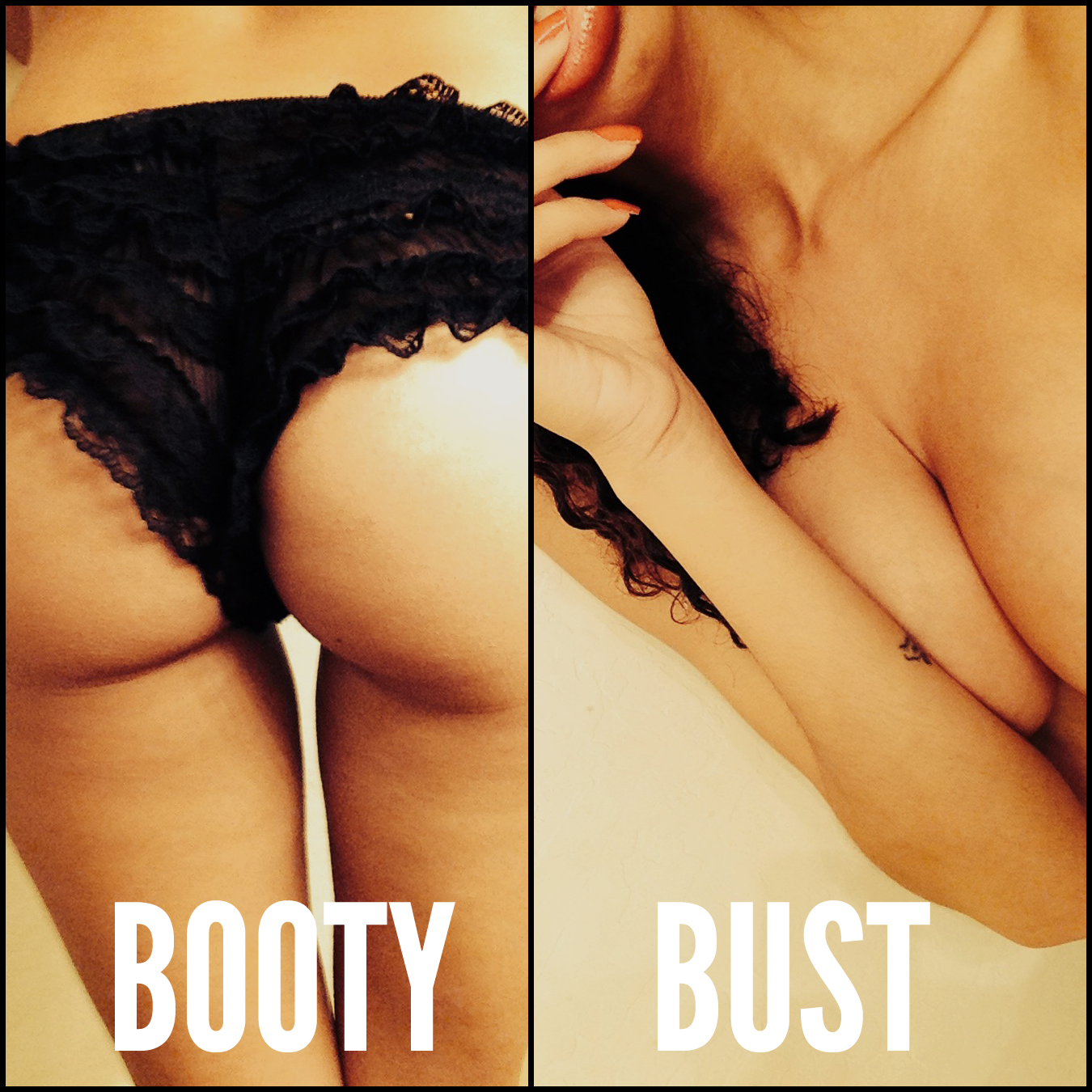 Booty or Bust - David A - Free Edit