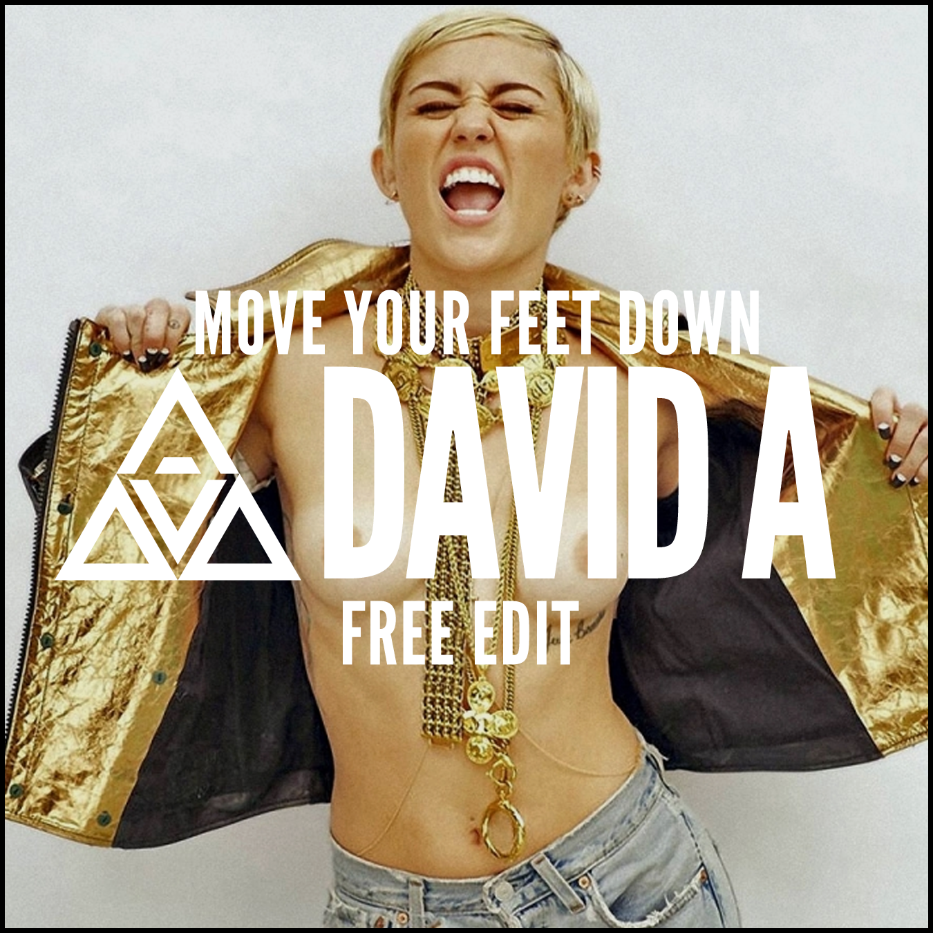 Junior Senior vs Dyro - Free Edit - Move Your Feet Down - David A