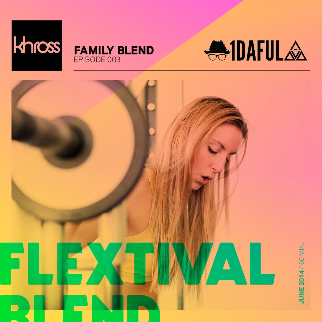 FLEXTIVAL FAMILY BLEND - 1DAFUL - KHROSS