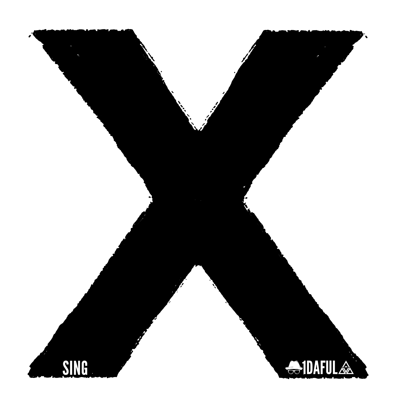 Ed Sheeran - Sing (1DAFUL Remix) - Artwork 001