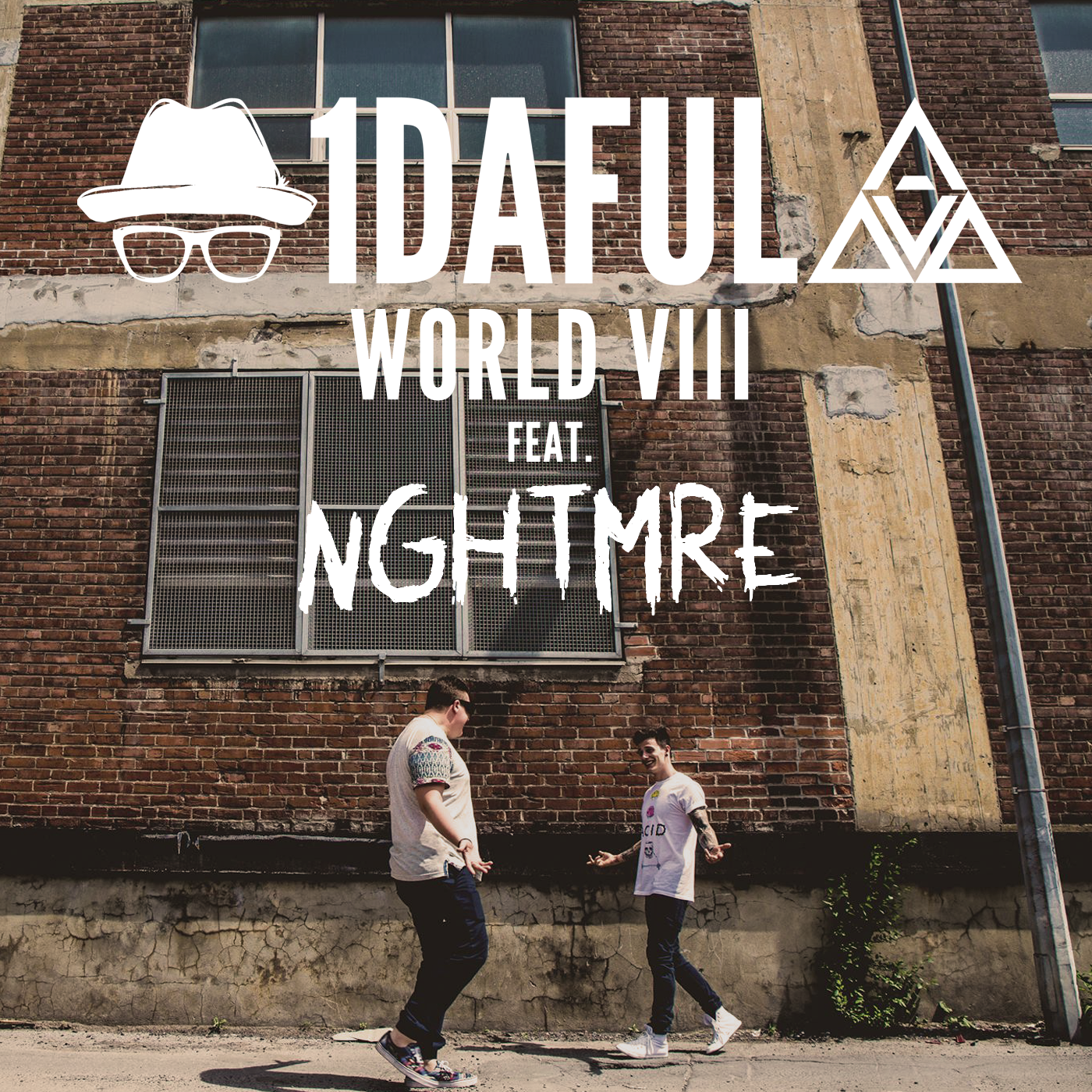 1DAFUL WORLD Featuring NGHTMRE - Artwork